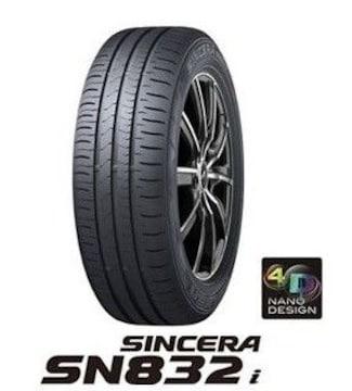 ★165/55R15 緊急入荷★ファルケン SN832i 新品タイヤ 4本セット