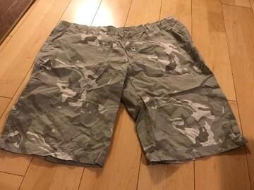 3Lサイズ 迷彩半ズボン