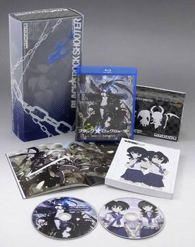 BLACK★ROCKSHOOTERBlu-ray&DVDセットねんどろいどぷちB★RSセット付き