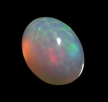 『天然ハニカムオパール』 1.31ct ルース 宝石 エチオピア産