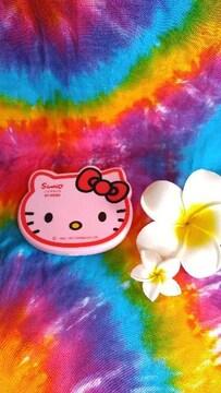 Hello Kitty★キティちゃん◆フェイス型ダイカット計算機◆電卓