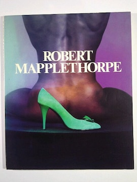 ★ロバート・メイプルソープ写真集★PARCO出版★1987年