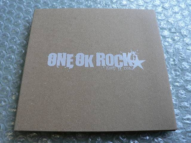 ONE OK ROCK/ミニアルバム【Keep it real】2006年発売/他に出品  < タレントグッズの