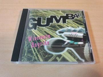 ガンボールCD「WISCONSIN HAYRIDE」GUMBALLパンク●
