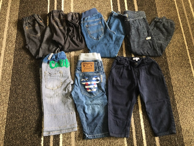 ☆子供服12点 110cm☆babyGap・Lee・GLOBAL WORK他 <