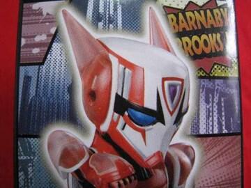 タイガー&バニー バーナビー・ブルックスjr ワールドコレクタブルフィギュア vol.1 TB002