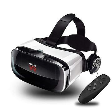 3D VR ゴーグル 運動イヤホン・リモコン・ヘッドバンド付き