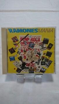 CD ラモーンズ・マニア 国内版 帯なし
