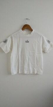 IamI 刺繍Tシャツ