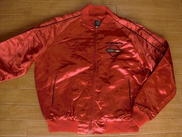 80年代 シボレー コルベット レーシングジャケット M