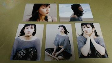 ★吉岡里帆★ L判フォト写真(生写真)・10枚セット。 a-1