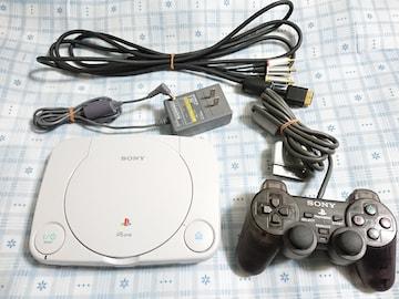 PS one プレイステーション ワン�B