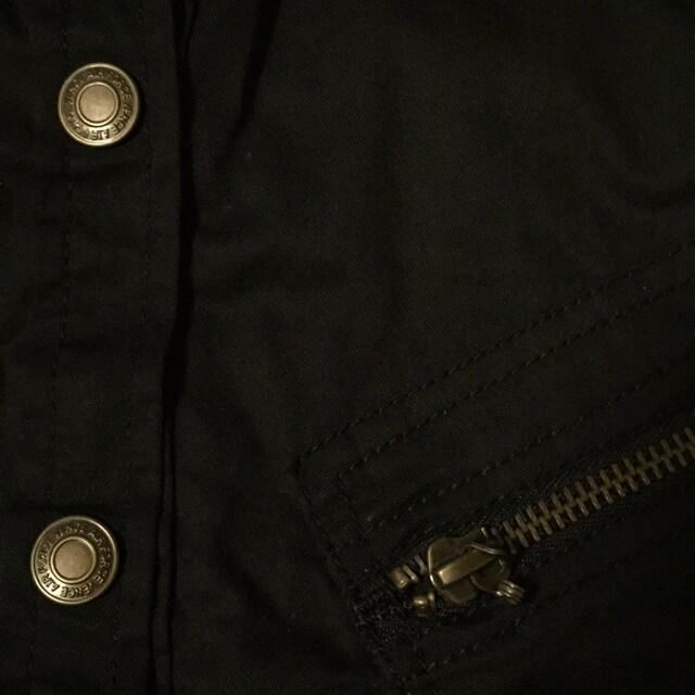 VENCE☆黒☆ブラック☆長袖シャツ☆カットソー☆ブラウス < ブランドの