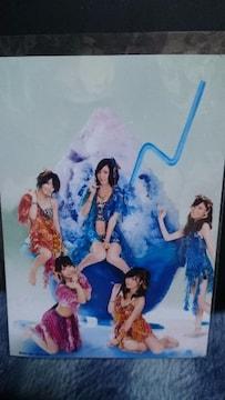 ■松井珠理奈等■SKE48  フォト ブロマイド 検知AKB48
