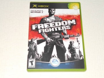 xbox★FREEDOM FIGHTERS 海外版
