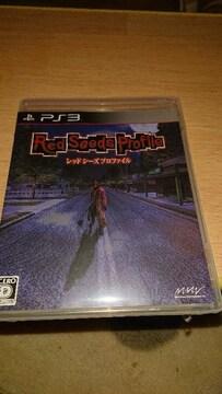 PS3  レッド シ—ズ プロファイル 中古  送料込み