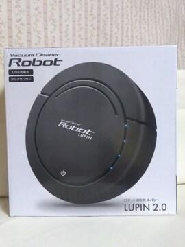 バキュームクリーナーロボット ルパンブラック