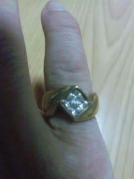 18KGF指輪