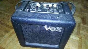 VOX・モデリングギターアンプ