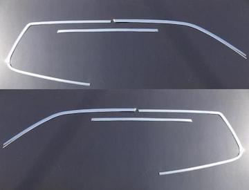 クロームメッキ鏡面ピラー/フレーム14Pセット フォレスター SH系