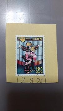 〔使用済み〕記念切手 日本 富山県 おわらの風の盆 1円スタート