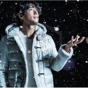 即決 DEAN FUJIOKA Let it snow! 初回限定盤A (+DVD) 新品