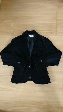 blackジャケット