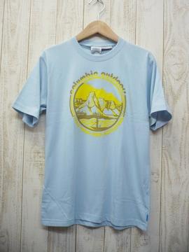 即決☆コロンビア 特価 PFG アングラーTシャツ BLU/XL フィッシュング 新品