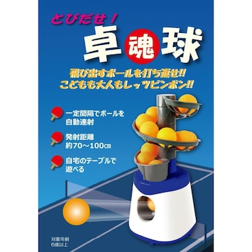 とびだせ!卓球魂 SE600 卓球セット 卓球 ポータブル卓球セット