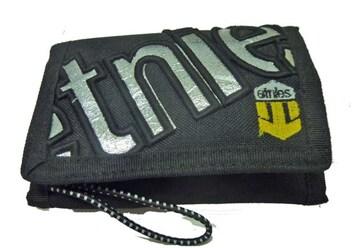 新品90sデッドストック 20s ETNIES エトニーズ マジックテープ財布 エメリカエスDC