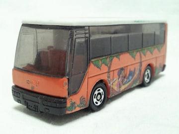 トミカ��D-03 スーパーハイデッカーバス リロ