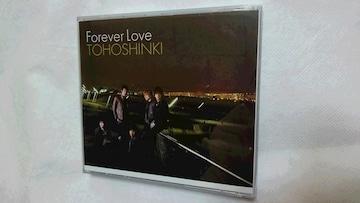 *☆東方神起☆Forever Love(CD+DVD)♪