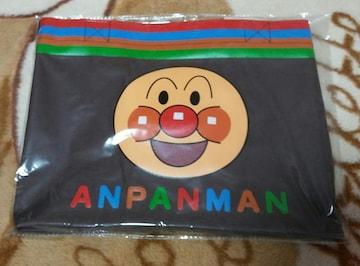 新品☆アンパンマンのトートバック☆茶