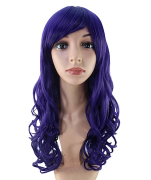Wigs2you C-003 C-Purple☆コスプレウィッグ