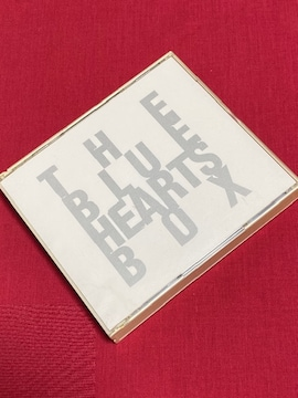 【送料無料】THE BLUE HEARTS(BEST)CD3枚組