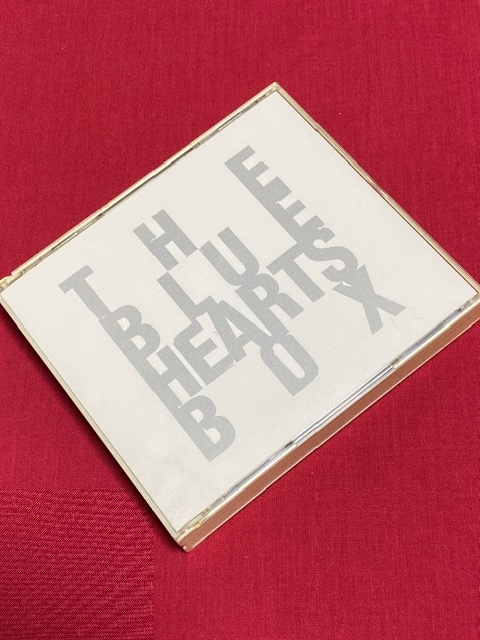 【送料無料】THE BLUE HEARTS(BEST)CD3枚組  < タレントグッズの