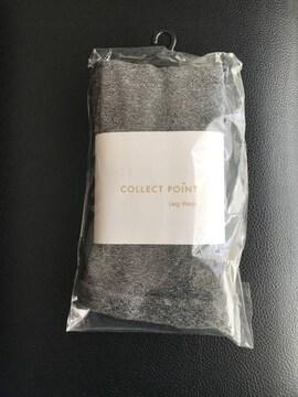 新品 コレクトポイント レディース カラータイツ グレー 1500円