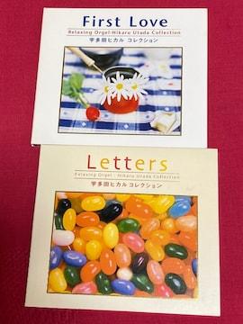 【送料無料】宇多田ヒカル(オルゴール)CD2枚セット