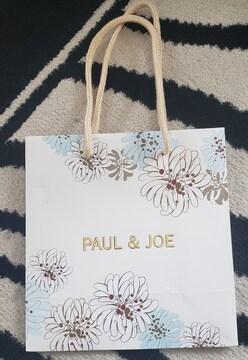 PAUL&JOE ポール&ジョー/ショッパー/ショップ紙袋1枚