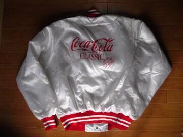 ヴィンテージ 80年代〜 コカコーラ ジャケット USA-XL