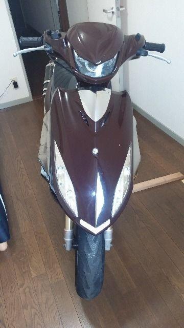 アドレス V125 フルカスタム < 自動車/バイク