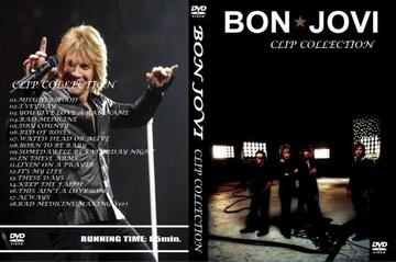 BON JOVI PV ボンジョヴィ プロモ集 CLIP