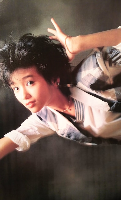 本田美奈子・高井麻巳子…【オリコンウィークリー】1987年 < タレントグッズの