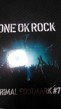 ONE OK ROCK PRIMAL FOOTMARK #7